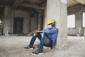 Mental well-being of construction workers