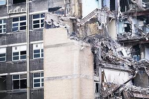 building collapse causes and liability