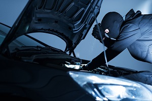 Catalytic Converter Theft Surges